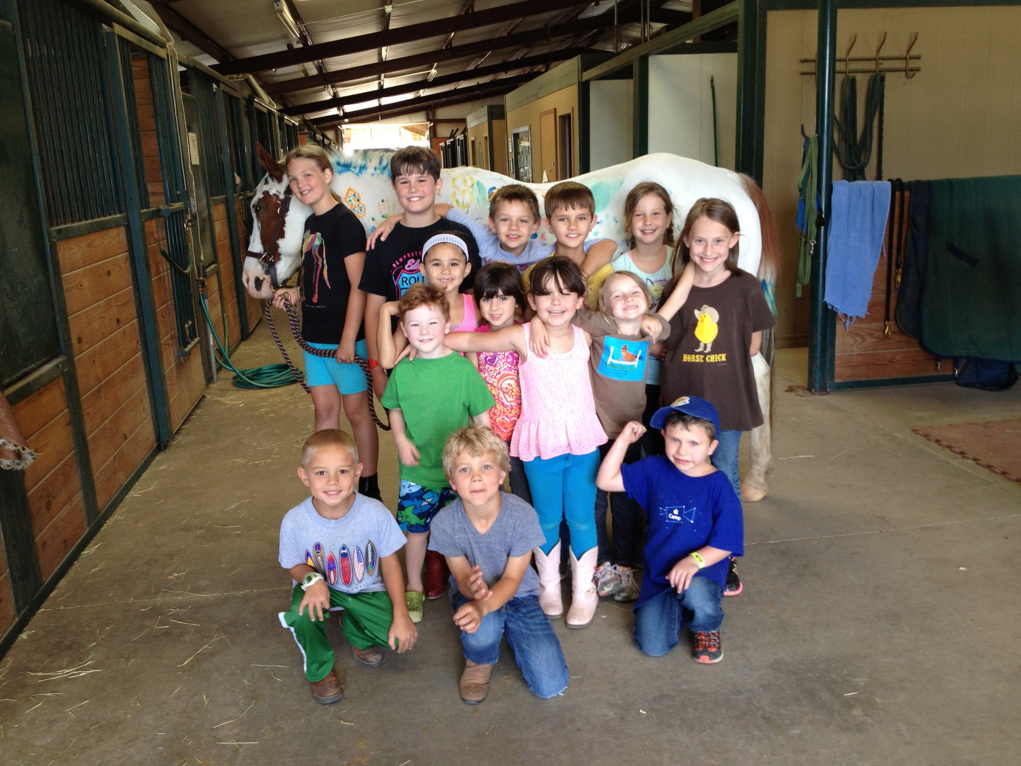 River Run Farm Summer Camp