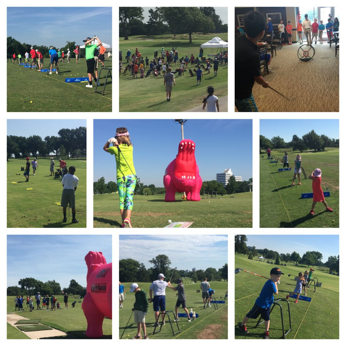 LaFortune Park Junior Golf Camp