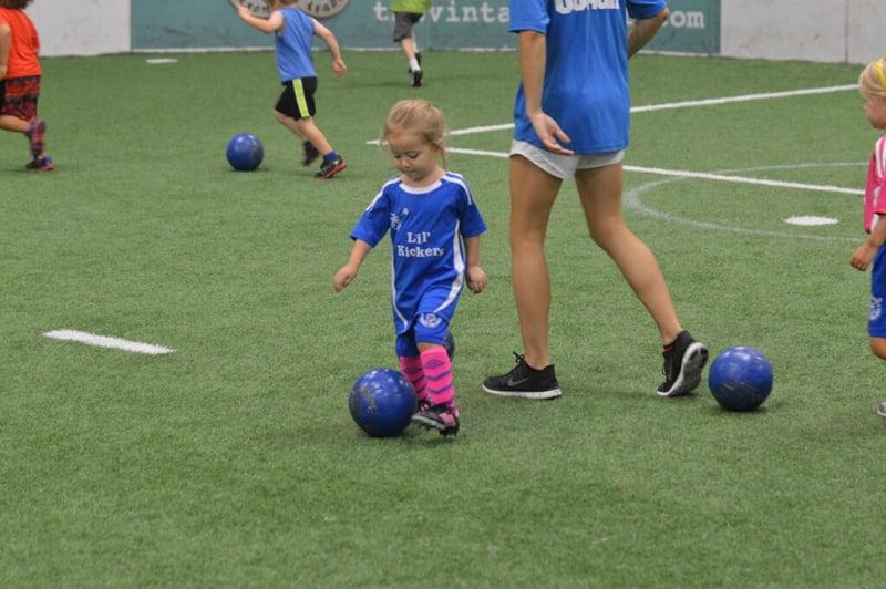 SoccerCity Tulsa Summer Camp