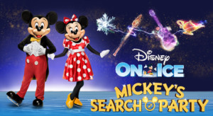 Disney On Ice Mickey's Search Party @ Expo Square Pavilion | Tulsa | Oklahoma | United States