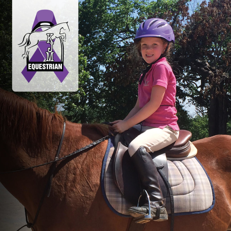 KJM Equestrian-English Riding Lessons