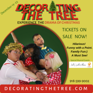 Decorating the Tree @ ORU Timko Barton Performance Hall | Tulsa | Oklahoma | United States
