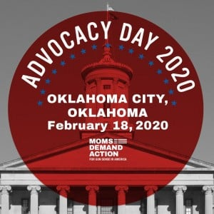Moms Demand Action Advocacy Day @ OKlahoma State Capitol