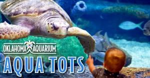 Aqua Tots @ Oklahoma Aquarium