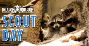 Scout Day @ Oklahoma Aquarium
