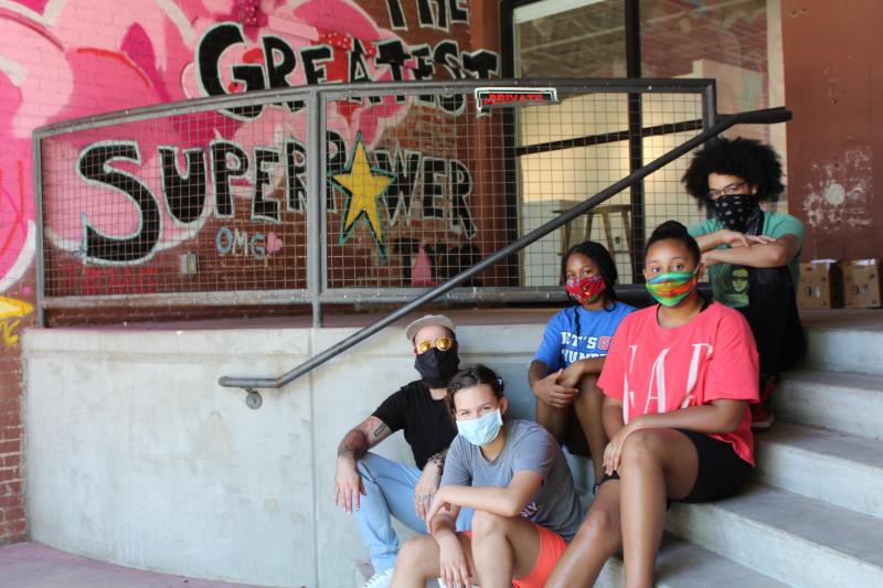 Living Arts of Tulsa New Arts Camp