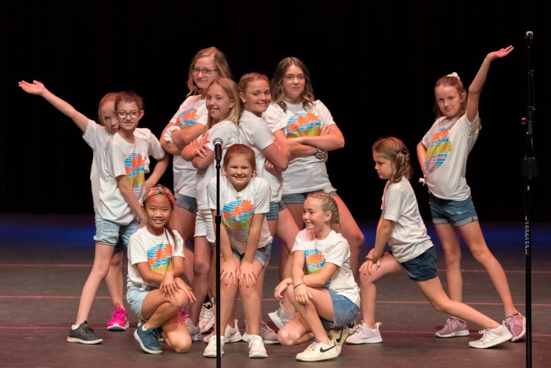 Theatre Arts Musical Theatre Camps