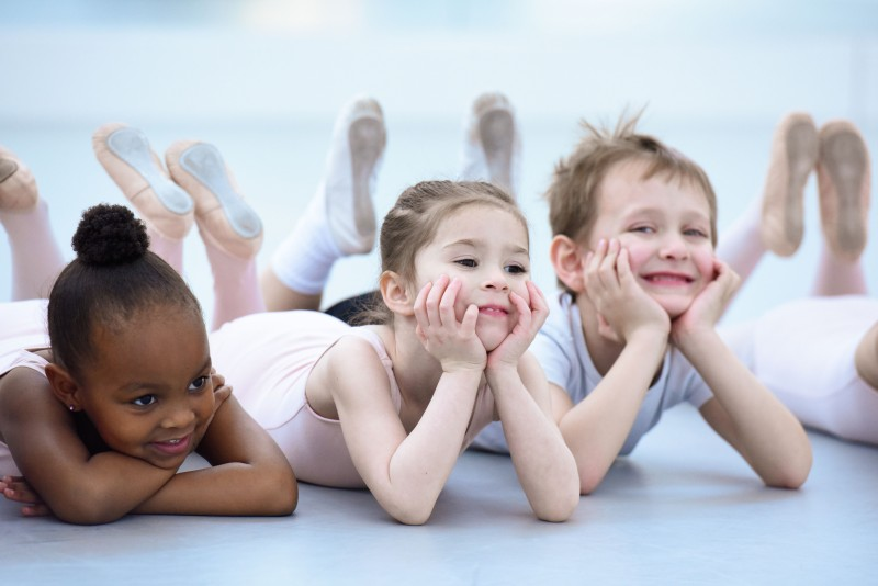 Tulsa Ballet Fairytale Ballet Camps and Summer Youth Workshops