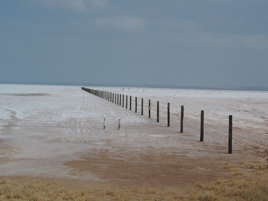 Salt Plains Oklahoma