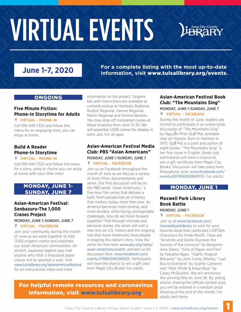Tccl Virtual Event Guide June1 7 2020 1