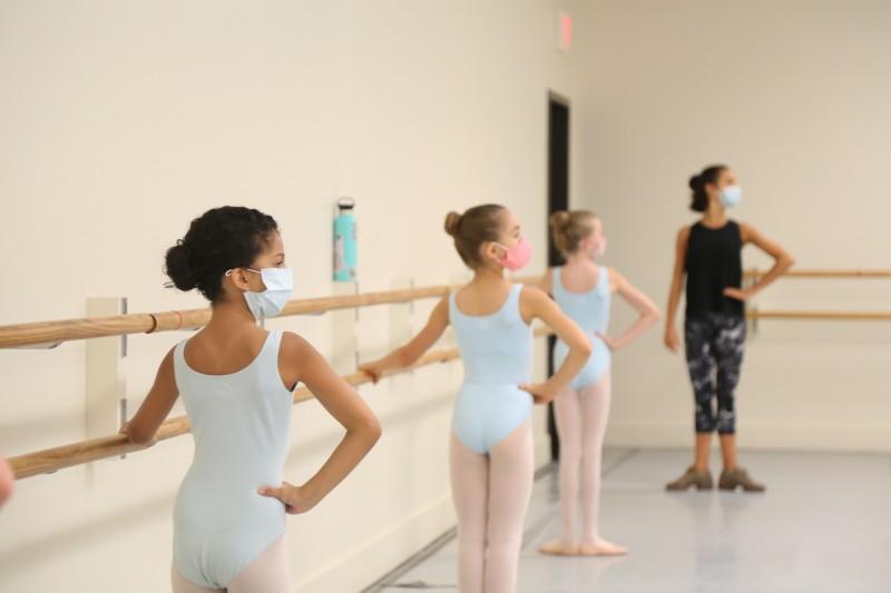 Tulsa Ballet Center for Dance Education