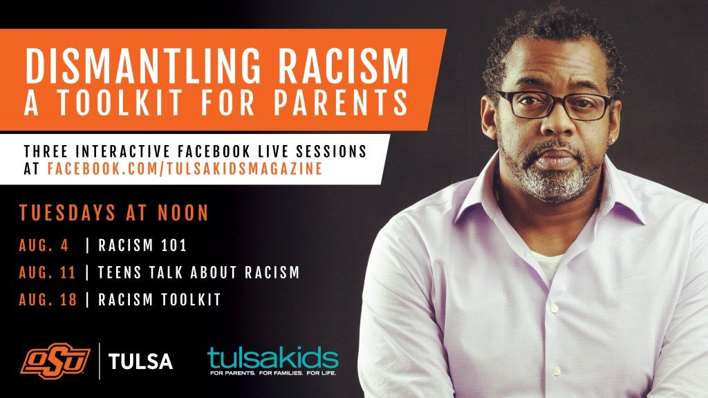 Tulsakids Dismantle Racism Quraysh