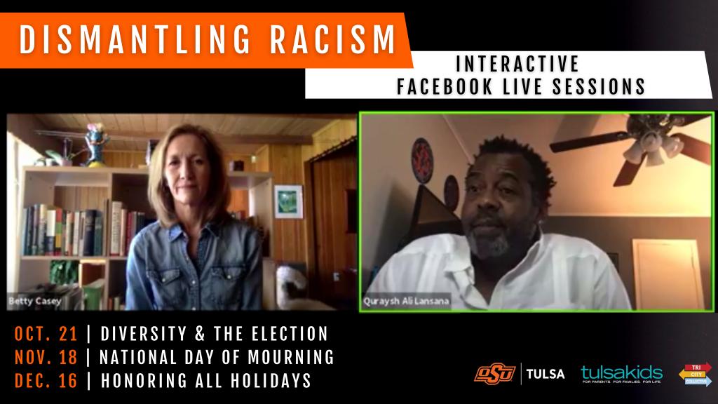 Dismantling Racism Fall 2020
