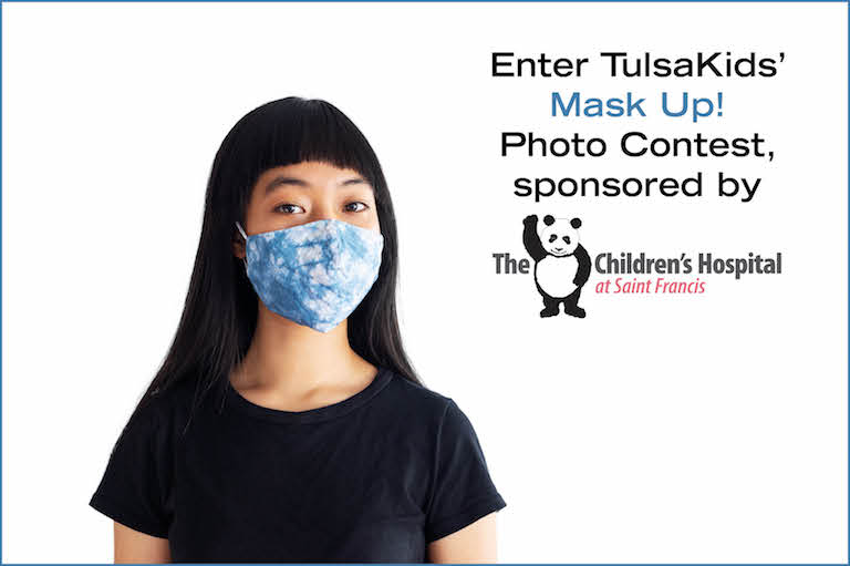 Mask Up Web Image