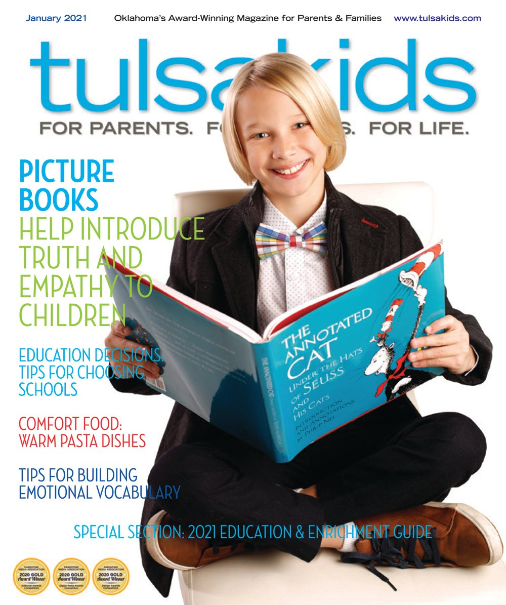 Tulsakids Magazine January 2021 1