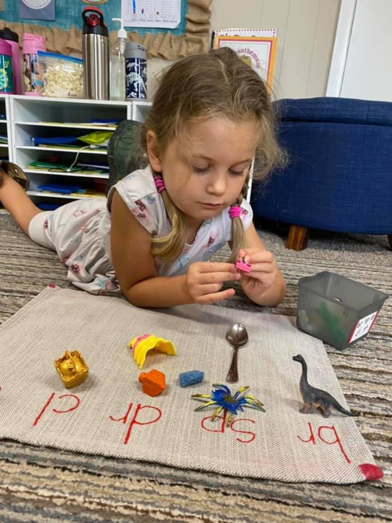 MONTESSORI ACADEMY OF OWASSO