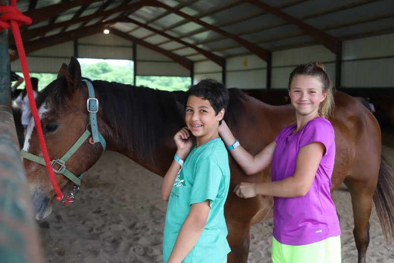 New Life Ranch Summer Camp