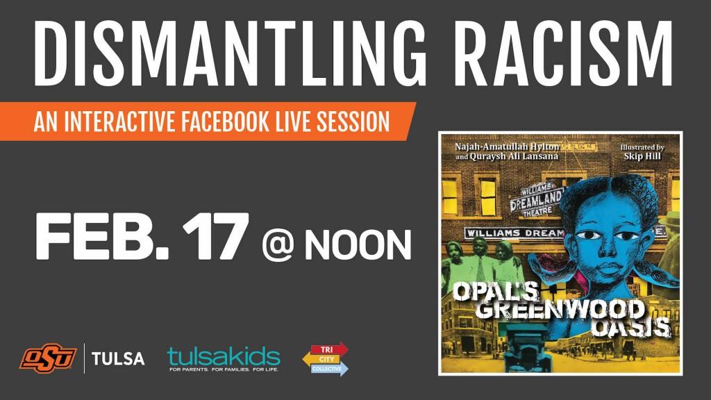 Tulsakids Dismantle Racism Opals 1 21 2