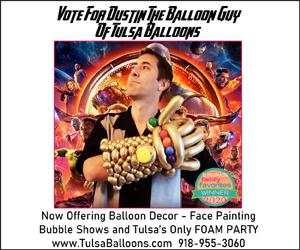 Balloon Guy Tile