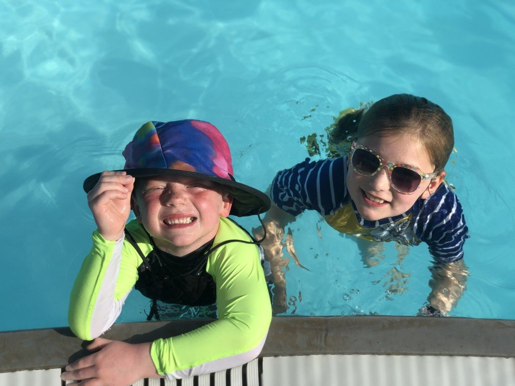 Infantsandtoddlerssunny Swimming