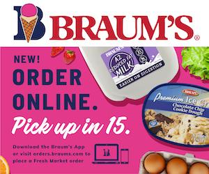 Braums Standard Digital Ads Fresh Market Order Pickup $5 Off Incentive