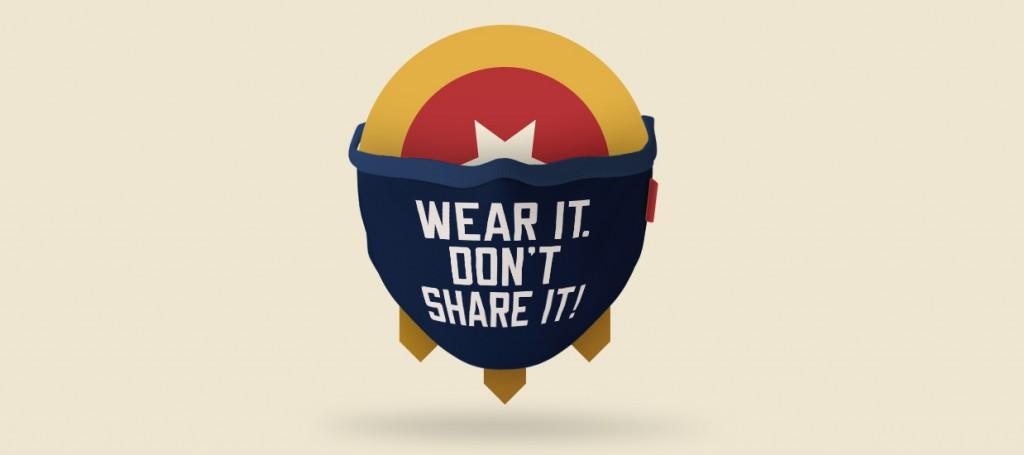 Wear It Dont Share It