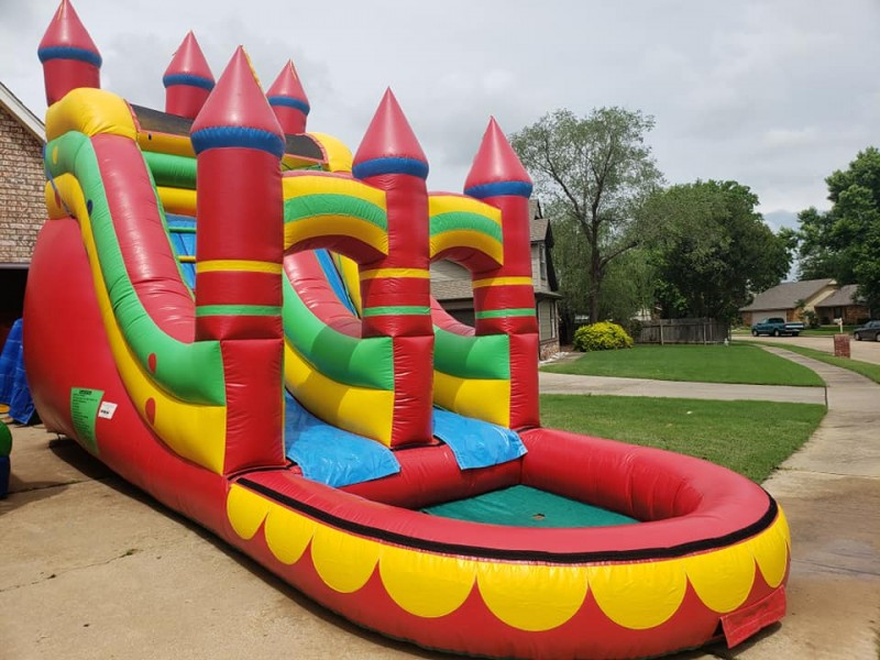Bouncers Kingdom Inflatables and Party Rentals