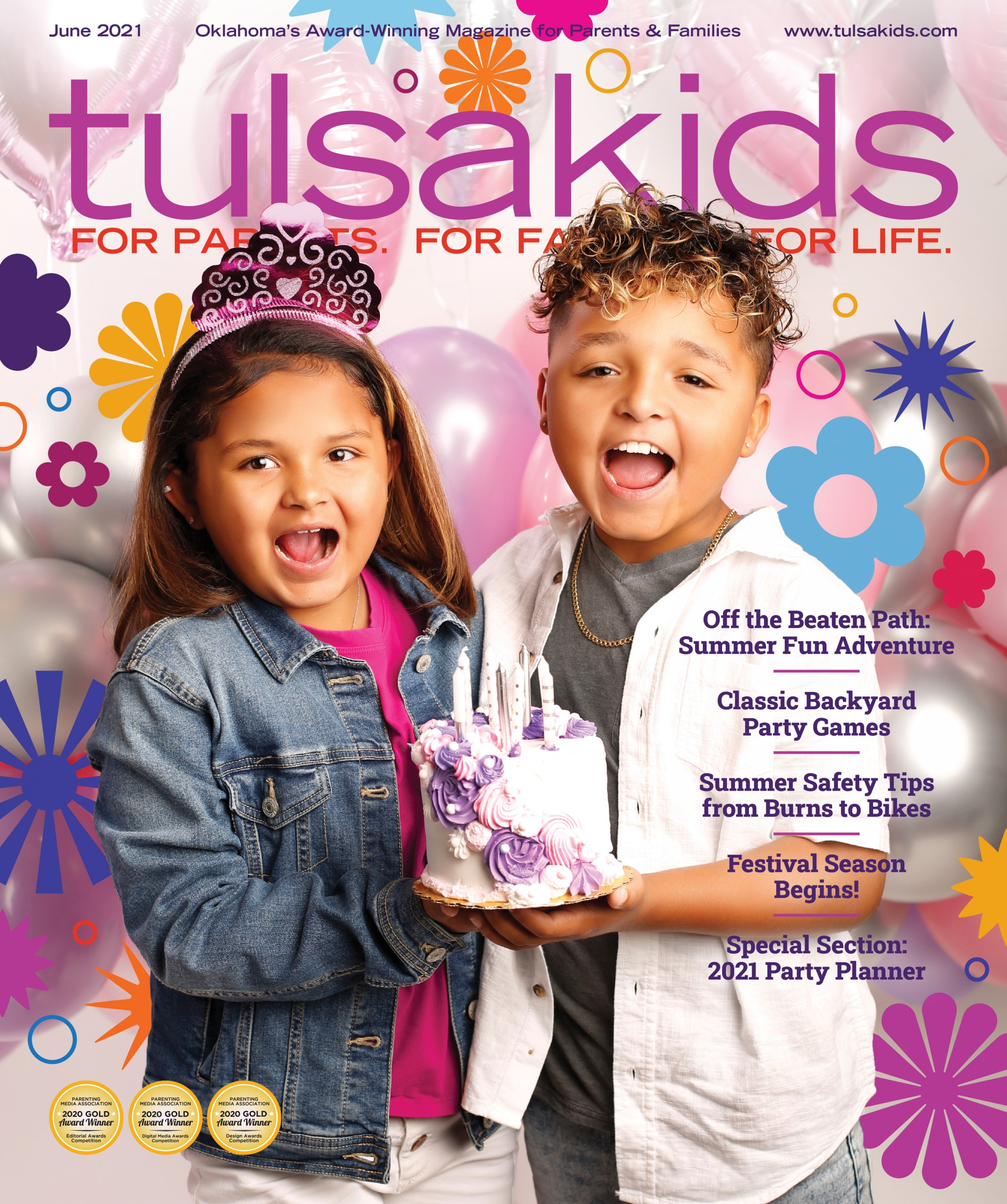 June 2021 Tkids Cover Vf