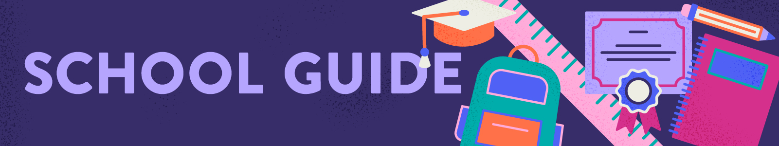 School Guide Header Narrow