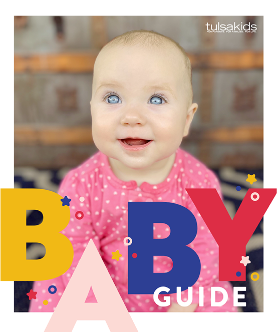 Baby Guide 2021 Cover