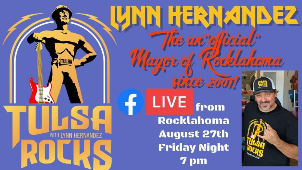 Tulsa Rocks Rocklahoma Live Aug 27 2021