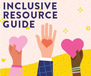 Inclusive Resource Guide Tile Ad