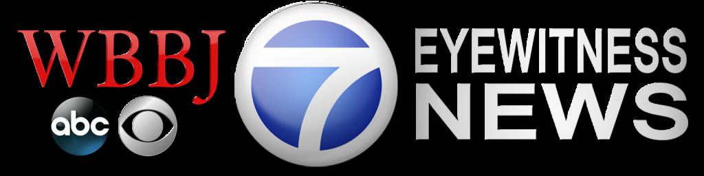 WBBJ 7 Eyewitness News Logo (shadow)
