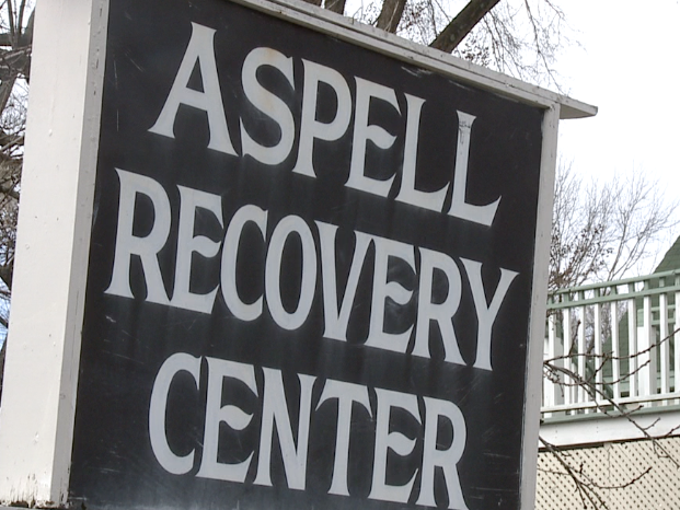 new aspell recovery center building dedicated honors the work of