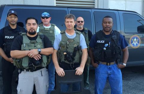 u.s. marshals  U.S. Marshals mark 225 years of service - WBBJ TV