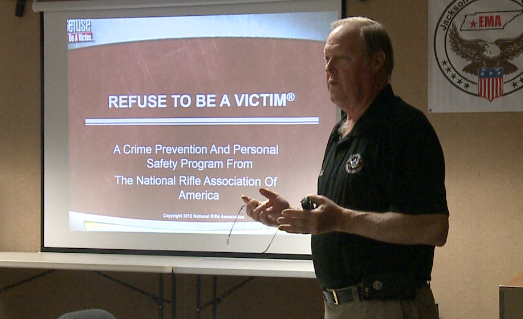 Program educates citizens to avoid becoming crime victims