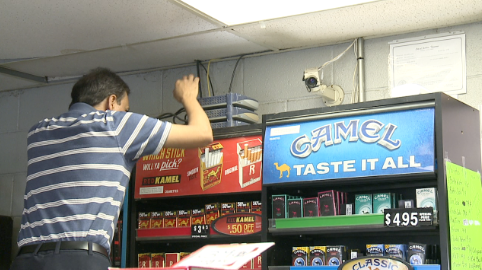 Police seek info in Smoke Shop burglary - WBBJ TV