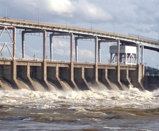 TVA opens flood gates at Tennessee River dams - WBBJ TV