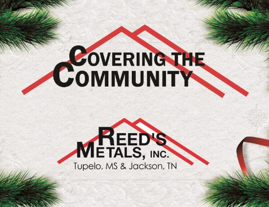 reed 39 s metals to give roof to someone in need wbbj tv