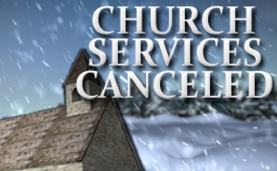 Church closures, delays for Wednesday, Jan  17, 2018 - WBBJ TV