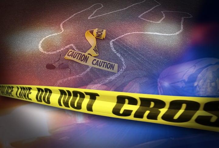 Crime Scene body chalk - WBBJ TV