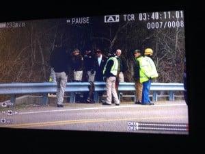 Weakley County missing woman scene 2
