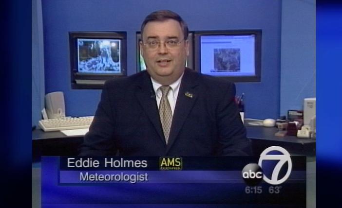 WBBJ Meteorologist Eddie Holmes Retiring - WBBJ TV