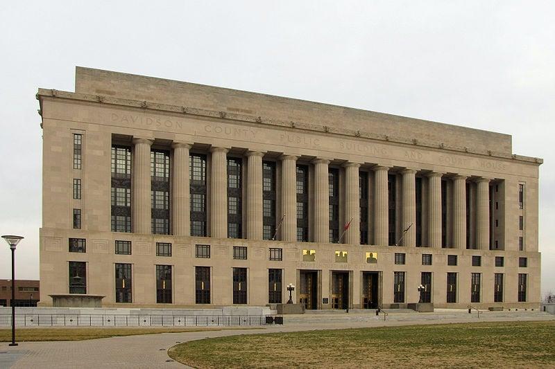 Funding for new Nashville courthouse passes final hurdle WBBJ TV