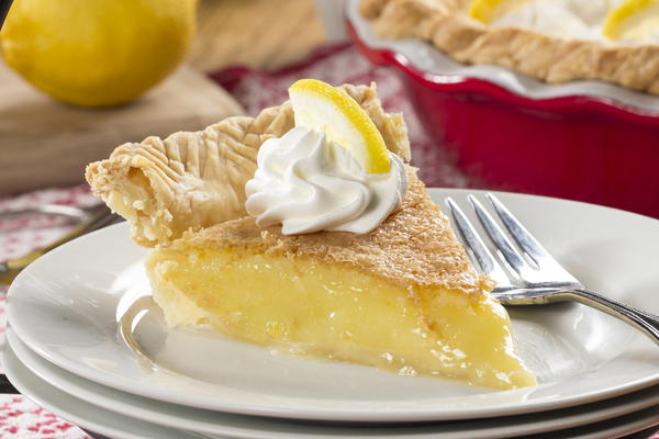 Mr. Food recipe for lemon chess pie - WBBJ TV