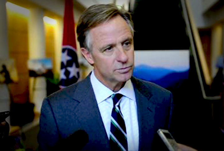 Gov. Haslam proposes 7-cent Tennessee gas tax hike - WBBJ TV