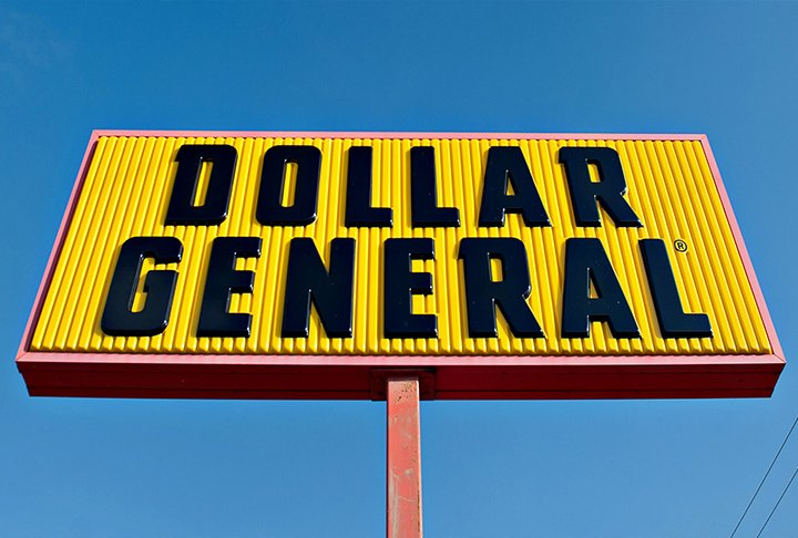Dollar General reports strong same-store sales
