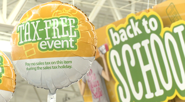 Tax Free Weekend Set for August 5-7