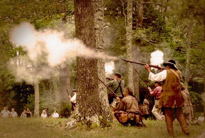 Revolutionary War Battle Re Enactment Set At Kentucky Park