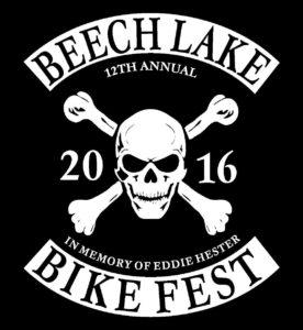Beech Lake Bike fest front 2016b